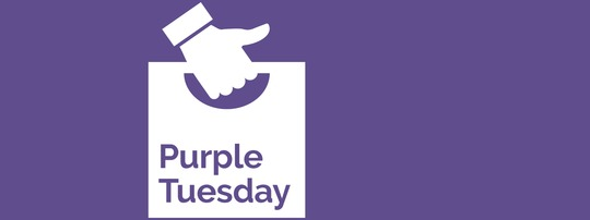 Purple Tuesday and John Packer