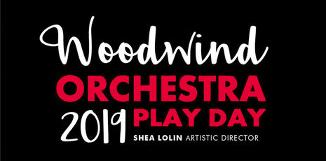 Woodwind Orchestra Play Day 2019