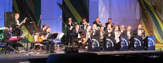 An Evening of Big Band Jazz in Weston-super-Mare
