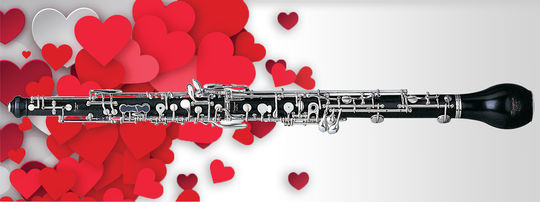 The oboe of love