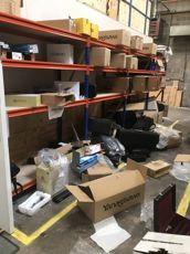 Warehouse Burglary
