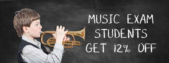 Music Students get A* Offer