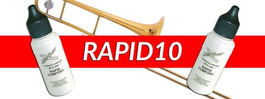 Be Rapid – literally! Get 2 for £10