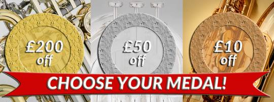 Go for Gold and save up to £200 in this Olympic style offer!