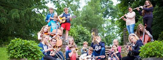 Hestercombe Centre for Young Musicians moves to Richard Huish College