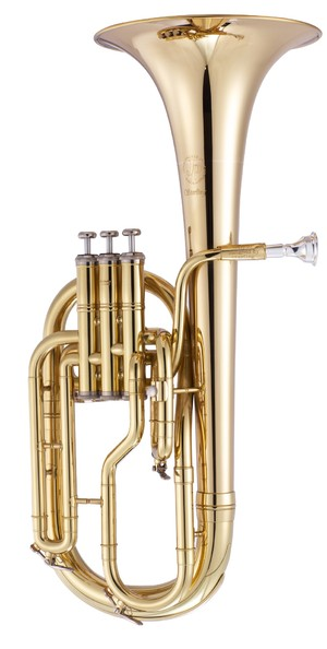 Jah700 Easy To Repair Brass Jupiter Eb Alto Horn