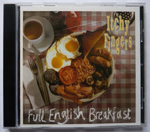 Mike Mower Itchy Fingers Full English Breakfast CD
