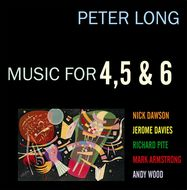 Music For 4,5 & 6 CD