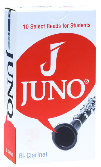 Juno Bb Clarinet Reeds (Box of 10)