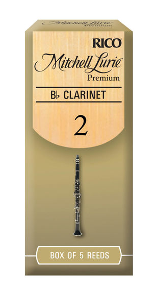 Mitchell Lurie Premium Bb Clarinet Reeds (Box of 5)
