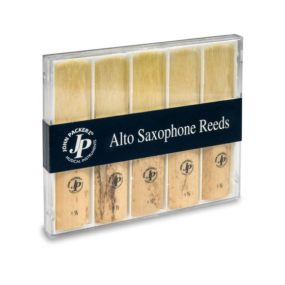 John Packer Alto Saxophone Reeds (Box of 10)