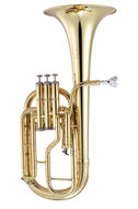 John Packer JP072 Tenor Horn Lacquer (EX DEMO A)