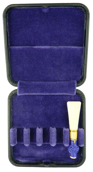 Bonazza AS/2d Bassoon Reed Case (Holds 5 Reeds)