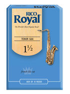 Rico Royal Tenor Saxophone Reeds (Box of 10)