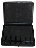Bonazza AS/2a Professional Bassoon Reed Case (Holds 6 Reeds)