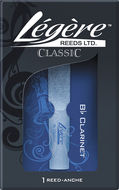 Légère Classic Bb Clarinet Synthetic Reed