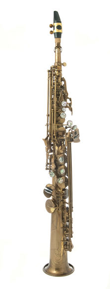 John Packer JP043A Soprano Saxophone Bb 'Antique' (EX DEMO A)