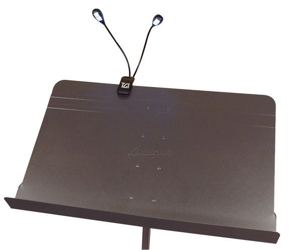TGI Dual Music Stand Light