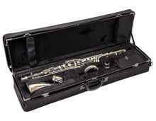 John Packer JP8122 Bass Clarinet Case