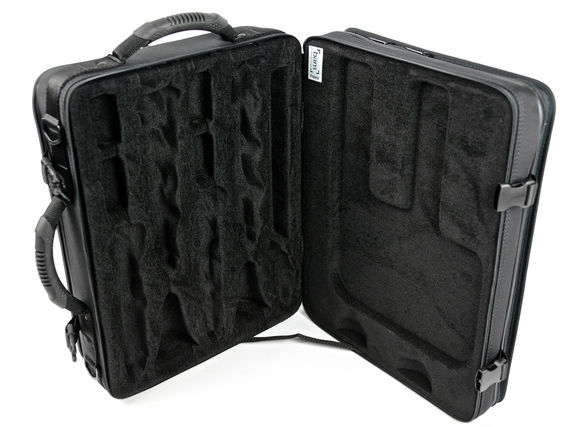 Bam Trekking Double Bb & A Clarinet Case