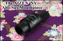 Aizen Alto Sax Eb Mouthpiece NY 6 Ebonite