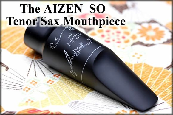 Aizen SO C* Ebonite Bb Tenor Sax Mouthpiece