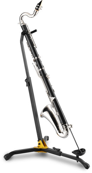 Hercules Bass Clarinet / Bassoon Stand