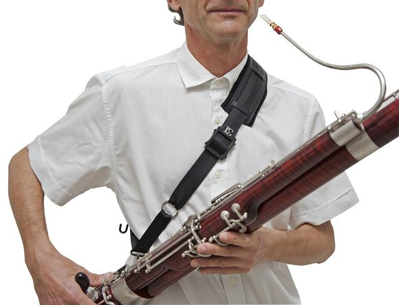 BG B02 Bassoon Shoulder Strap
