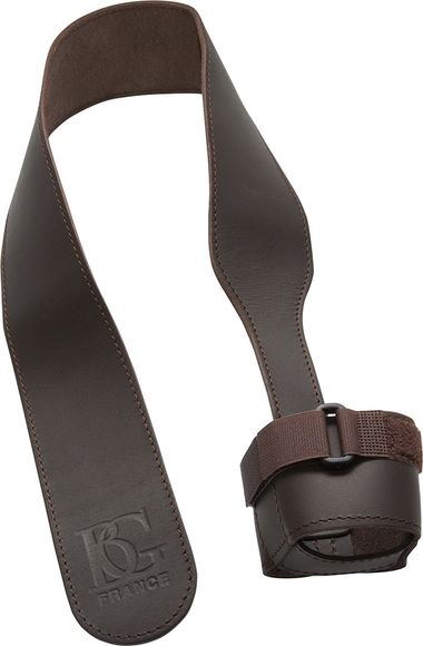 BG B06 Bassoon Seat Strap (Leather)