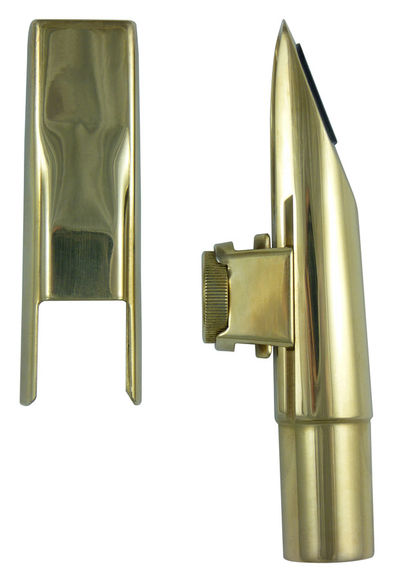 Lawton 5BB Tenor Saxophone Mouthpiece (Gold Plate)