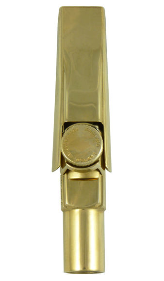 Lawton 6BB Tenor Saxophone Mouthpiece (Gold Plate)
