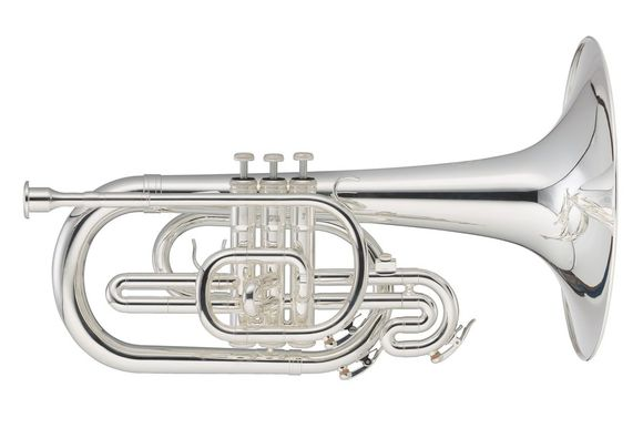John Packer JP2051 Marching Mellophone  (EX DEMO A)
