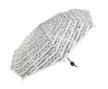 Mini Sheet Music Travel Umbrella