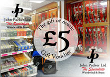 John Packer Gift Voucher £5