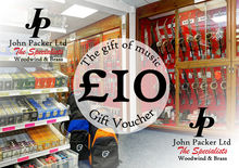 John Packer Gift Voucher £10