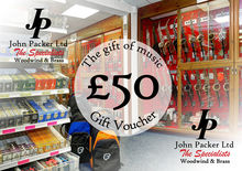 John Packer Gift Voucher £50