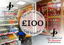 John Packer Gift Voucher £100