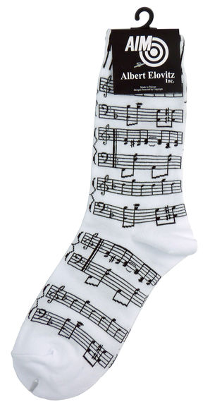 Womens socks - Sheet Music