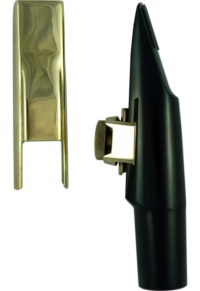 Lawton 7* Baritone Saxophone Mouthpiece (Ebonite)