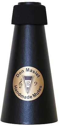 Don Maslet Practice French Horn Mute