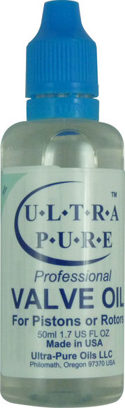 Ultra Pure Valve Oil (50ml)