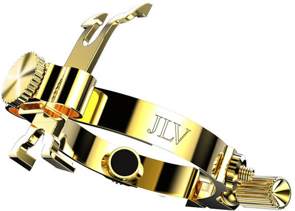 JLV Bb/A Clarinet Ligature