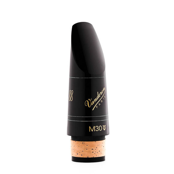 Vandoren Clarinet Bb Mouthpiece M30 Lyre 88 Ebonite