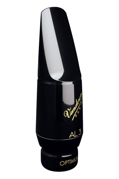 Vandoren Alto Sax Eb Mouthpiece AL4 Optimum Ebonite