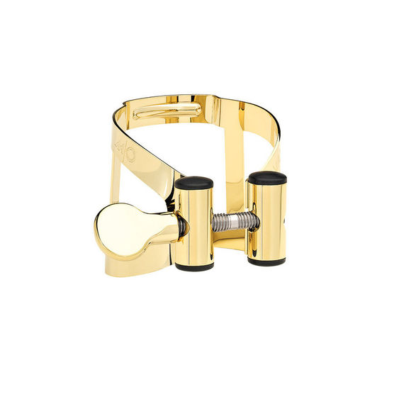 Vandoren Tenor Sax Bb Ligature M/O Gold Plated