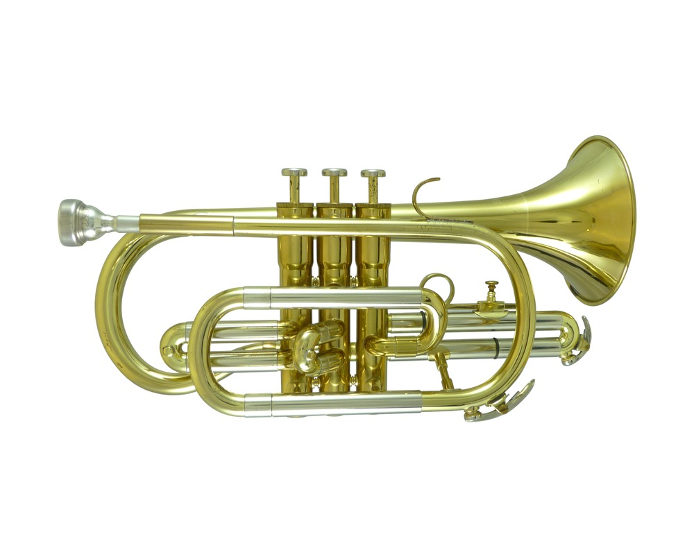 secondhand besson 600 bb cornet john packer