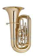 John Packer JP379CC Sterling C Tuba Lacquer (EX DEMO A)