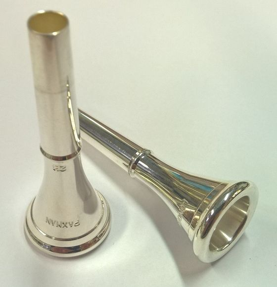 Paxman NEW 2A French Horn Mouthpiece