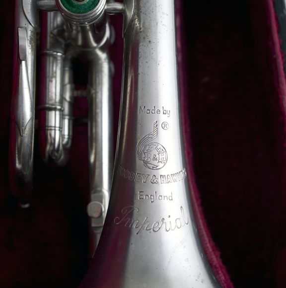 Secondhand B&H Imperial Bb Cornet
