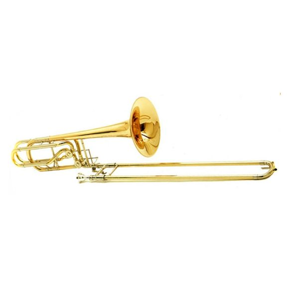 Conn 62H Bb+F+D Bass Trombone